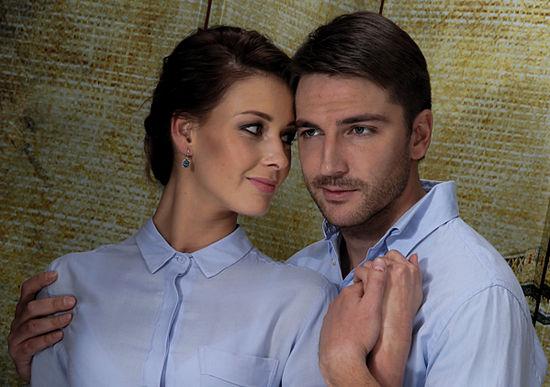 Любава Грешнова с мужем Михаилом Пшеничным семья