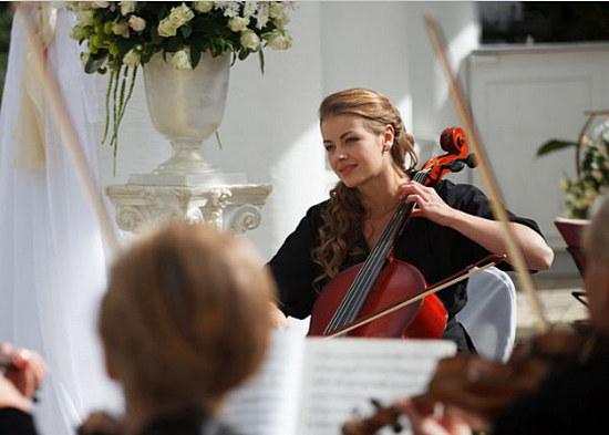 Верни мою любовь Вера с виолончелью