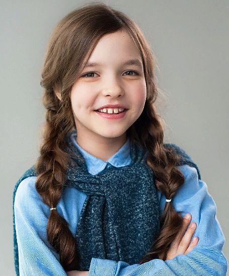Мария Тарасова - биография юной актрисы, увлечения, фильмы с ее участием